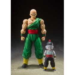 Figurine Tamashii Nations Dragon Ball Z - S.H. Figuarts Tenshinhan & Chaoz