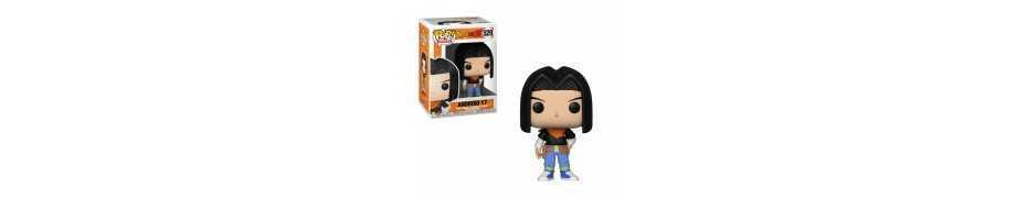 Figurine Dragon Ball Z - Android 17 POP!