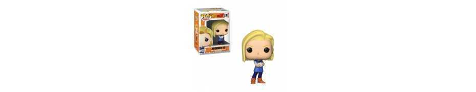 Figurine Dragon Ball Z - Android 18 POP!