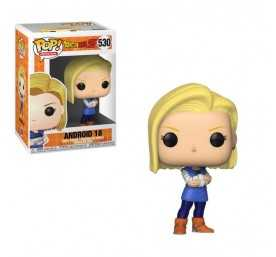 Dragon Ball Z - Android 18 POP! figure