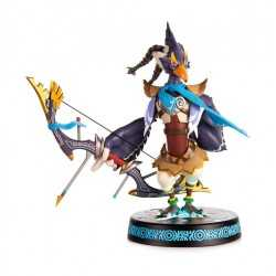 Figura First 4 Figures The Legend of Zelda Breath of the Wild - Revali Collector's Edition