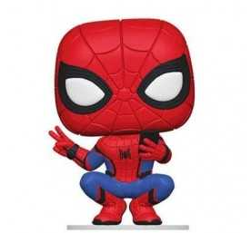 Marvel Spider-Man: Far From Home - Spider-Man (Hero Suit) POP! figure