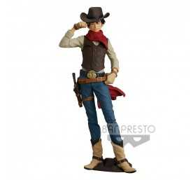 Figura One Piece - Treasure Cruise World Journey Monkey D. Luffy
