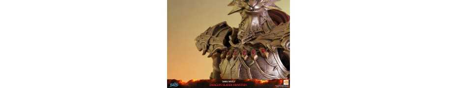 Dark Souls - Dragon Slayer Ornstein (Regular) figure 5