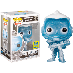 DC Comics - Mr Freeze Glitter Convention Exclusive POP!
