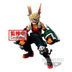 My Hero Academia - World Figure Colosseum Modeling Academy Super Master Stars The Katsuki Bakugo (Two Dimensions)