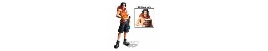 One Piece - Grandista Portgas D. Ace Banpresto figure