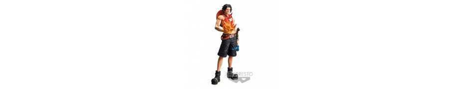 One Piece - Grandista Portgas D. Ace Banpresto figure 2