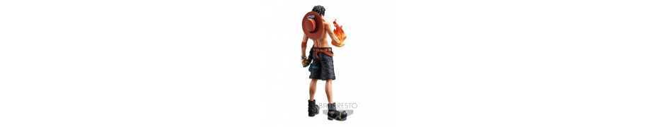 One Piece - Grandista Portgas D. Ace Banpresto figure 4