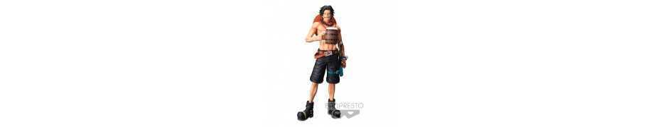 One Piece - Grandista Portgas D. Ace Banpresto figure 5