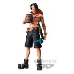 One Piece - Grandista Portgas D. Ace Banpresto figure 6