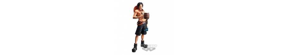 One Piece - Grandista Portgas D. Ace Banpresto figure 7