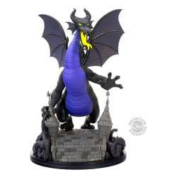 Disney - Q-Fig Max Elite Maleficent Dragon Quantum Mechanix figure