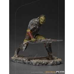 The Lord of the Rings - BDS Art Scale 1/10 Swordsman Orc Iron Studios figure
