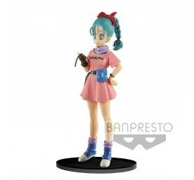 Figura Dragon Ball Z - SCultures Big Budokai 7 Bulma