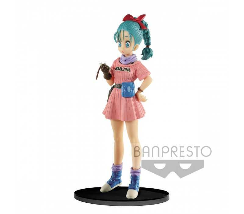 Dragon Ball Z - SCultures Big Budokai 7 Bulma figure