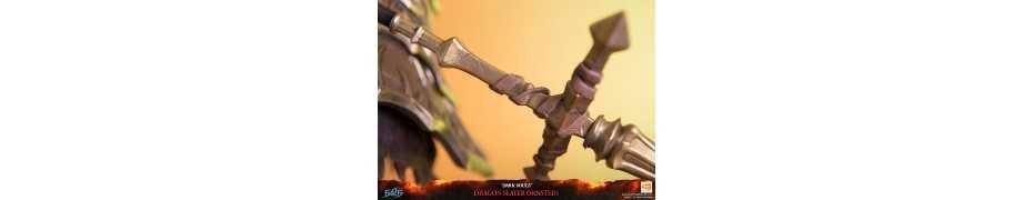 Figurine Dark Souls - Dragon Slayer Ornstein (Regular) 12