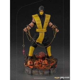 Mortal Kombat - Art Scale 1/10 Scorpion Iron Studios figure
