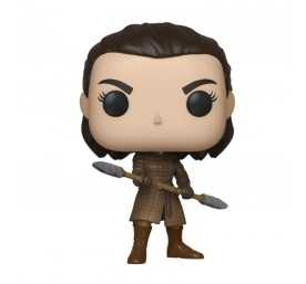 Game of Thrones - Arya w/Two Headed Spear POP! figure