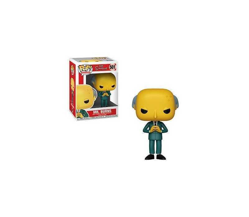 Figurine The Simpsons - Mr. Burns POP!