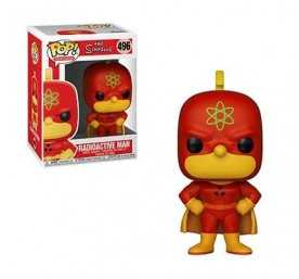 The Simpsons - Radioactive Man POP! figure