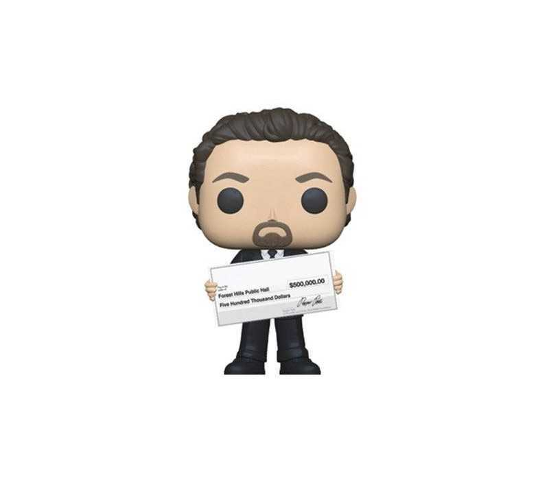Figurine Marvel Spider-Man: Far From Home - Happy Hogan POP!