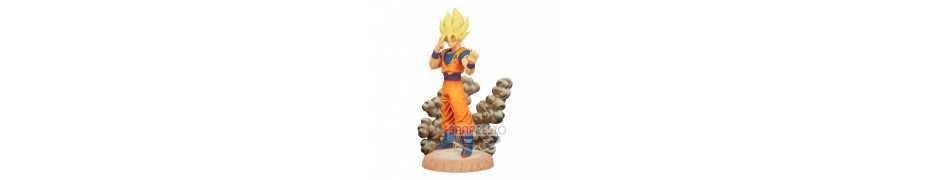 Dragon Ball Z - History Box Vol. 2 Son Goku Banpresto figure