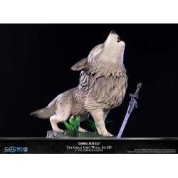 Dark Souls - SD The Great Grey Wolf Sif Regular Edition First 4 Figures statue 2