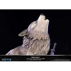 Dark Souls - SD The Great Grey Wolf Sif Regular Edition First 4 Figures statue 4