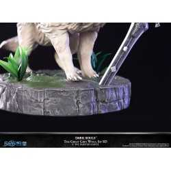 Dark Souls - SD The Great Grey Wolf Sif Regular Edition First 4 Figures statue 9