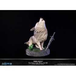 Dark Souls - SD The Great Grey Wolf Sif Regular Edition First 4 Figures statue 13