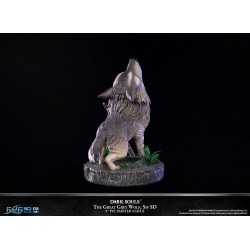 Dark Souls - SD The Great Grey Wolf Sif Regular Edition First 4 Figures statue 15