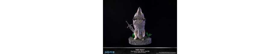 Dark Souls - SD The Great Grey Wolf Sif Regular Edition First 4 Figures statue 16