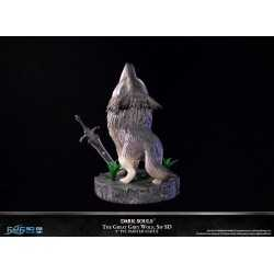 Dark Souls - SD The Great Grey Wolf Sif Regular Edition First 4 Figures statue 17