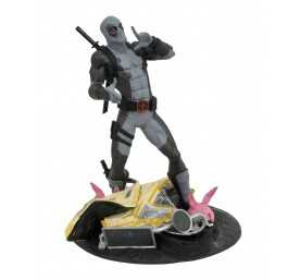 Figurine Marvel Gallery - Deadpool (X-Force) Taco Truck SDCC 2019 Exclusive