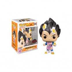 Figurine Funko Dragon Ball Z - Vegeta Cooking with Apron Special Edition POP!