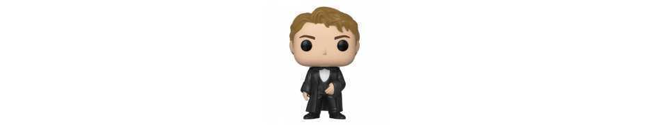 Figurine Harry Potter - Cedric Diggory (Yule) POP!