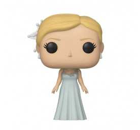 Figura Harry Potter - Fleur Delacour (Yule) POP!