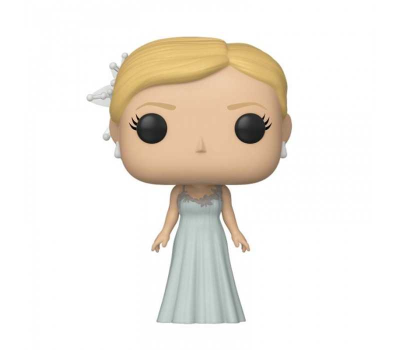 Figurine Harry Potter - Fleur Delacour (Yule) POP!