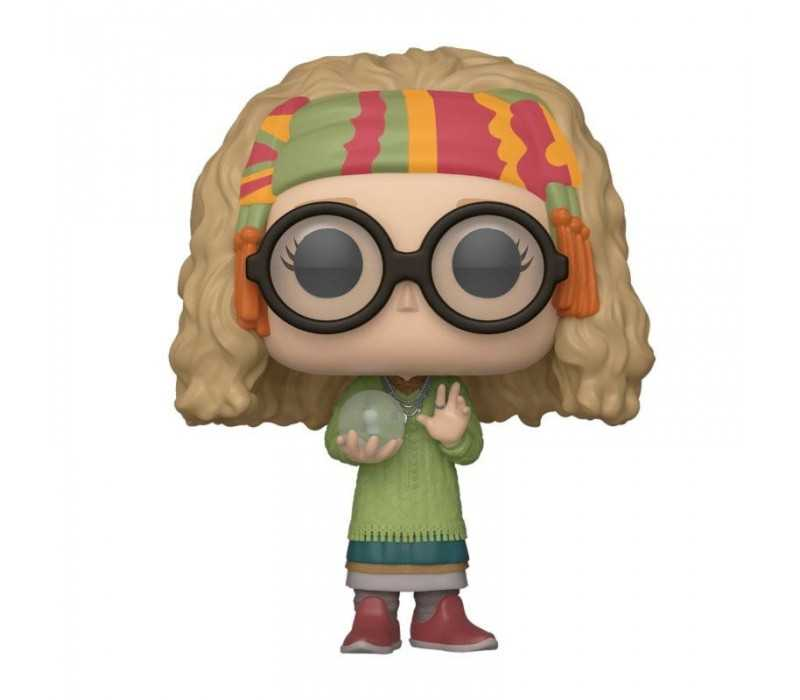 Figurine Harry Potter - Professor Sybill Trelawney POP!