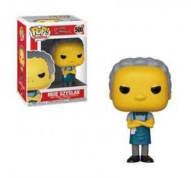 The Simpsons - Moe POP! figure