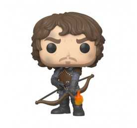 Figurine Game of Thrones - Theon w/Flamming Arrows POP!