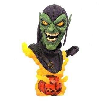 Bust Diamond Select Marvel Comics - Legends in 3D The Green Goblin