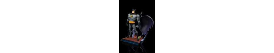 Figurine DC Comics - ARTFX+ Batman Opening Sequence 6