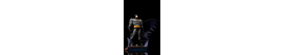 Figurine DC Comics - ARTFX+ Batman Opening Sequence 7