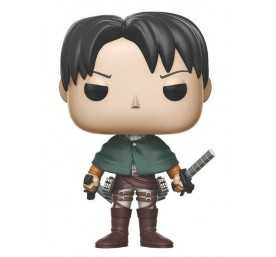 Attack on Titan - Levi Ackerman POP! figure