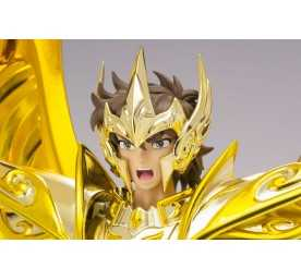 Saint Seiya - Myth Cloth EX Soul of Gold Sagittarius God Aiolos figure 4