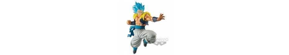 Figurine Dragon Ball Super The Movie - Ultimate Soldiers Super Saiyan Gogeta