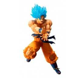 Figurine Dragon Ball - Ichibansho Super Saiyan God Super Saiyan Son Goku