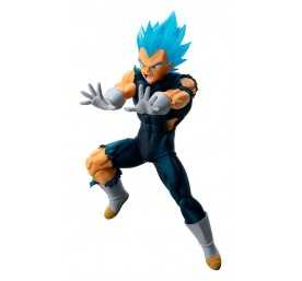 Figurine Dragon Ball - Ichibansho Super Saiyan God Super Saiyan Vegeta